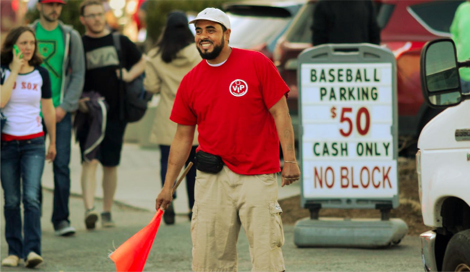visting fenway park parking